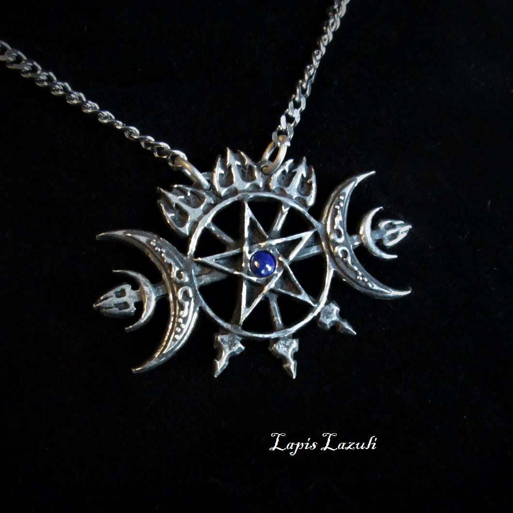 hecates wheel oberon zell hecate s by pendant