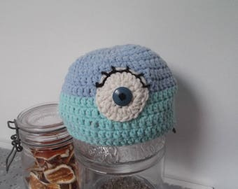 very cute Monster Hat 0-1 month