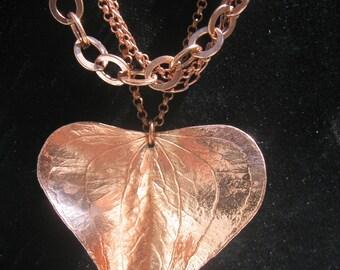 Copper Queen Necklace