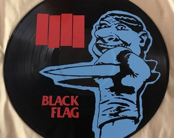 Black flag my war art record