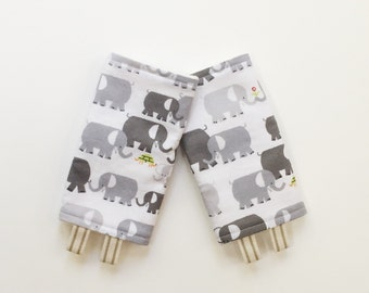 ORGANIC Teething Pads // Beco Ergo Tula and many MORE // Elephant Friends