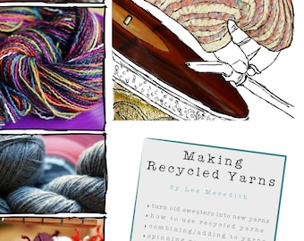 Remixed: Making Recycled Yarns ebook
