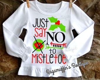 Christmas shirt, Girls Christmas shirt, toddler girls christmas shirt, x-mas shirt, Nice list shirt, Most likely to be nice shirt