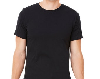 Custom Made T Shirt With Any Shop Design - Soft Feel Relaxed Fit