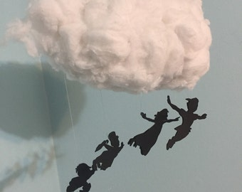 Peter Pan cloud mobile