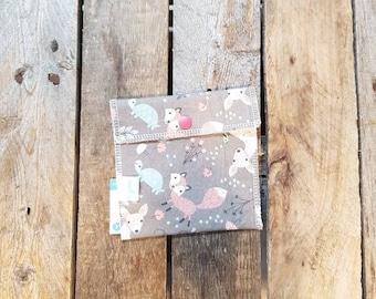 Mini bag reusable washable snack zero waste green environmental protection