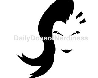 Sombra Icon Decal