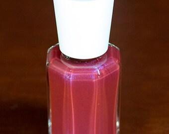 Red Nail Polish - Berry Nail Polish - Purple Nail Polish - Vegan Nail Polish - Vegan Nail Lacquer - Red Nail Lacquer - Duochrome Nail Polish