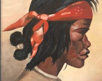 Native American Navajo Painting
