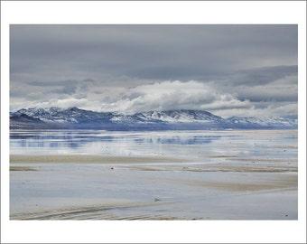 Antelope Island - Salt Lake City - Utah - Color Photo Print - Fine Art Photography (SLC05)