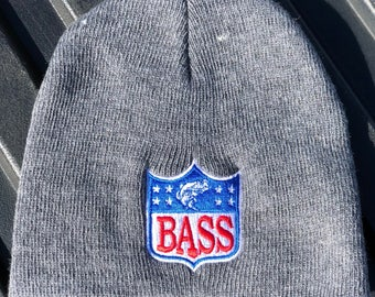Bass Fishing Beanie