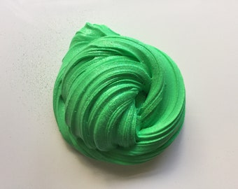 Emerald city butter slime