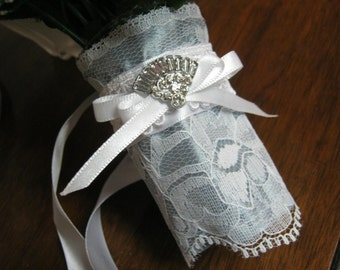 Wedding Bouquet Wrap