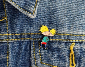 Hey Arnold Pin