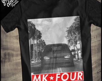 "Golf 4 GTI ""Supreme"" T-Shirt"