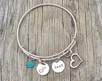 Aunt bracelet - Aunt jewelry - Gift for aunt - Auntie bracelet - Jewelry - Aunt gift - Bracelet - Aunt - Aunt Gifts -  - Christmas