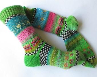 Colorful socks Lea Gr. 39 / 40