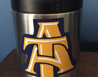 North Carolina A&T State University Decal