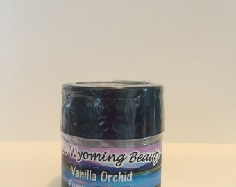 Vanilla Orchid Foaming Bath Salts