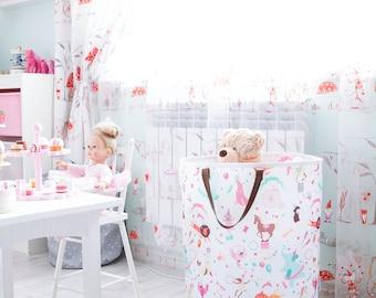 Laundry Basket Basket Storage Basket H&er Laundry H&er Toy Storage & Laundry Bags u0026 Hampers | Etsy