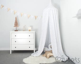 Canopy Gold, Tent canopy, Bed Canopy, Crib Canopy, kids canopy, Play room canopy