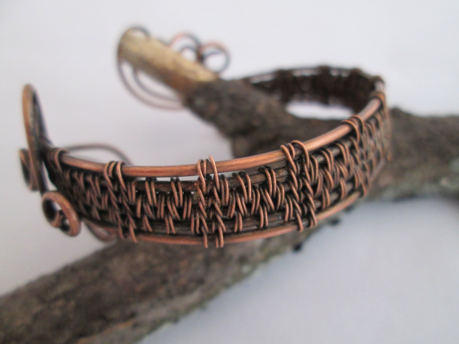 Exelent Copper Wire Weaving Crest - Electrical and Wiring Diagram ...