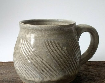 Handmade Pottery Mug | Coffee Mug, Coffee Cup, Ceramic Mug, Handmade Mug, Tea Mug, Earthy Mug, Ceramic, Tea Cup, Hostess Gift, Rustic