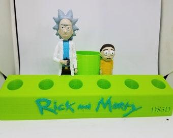 Rick and Morty Slide holder