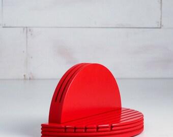 PRE-ORDER Ruler Roundups Red