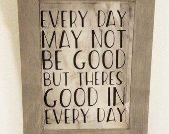 Positivity Shadowbox
