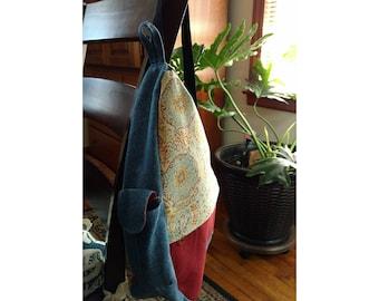 Bohemian One Strap Backpack Purse
