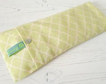 Soothing Lavender Eye Pillows - Zesty Lemon