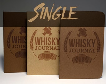 Whisky Tasting Journal (Single)