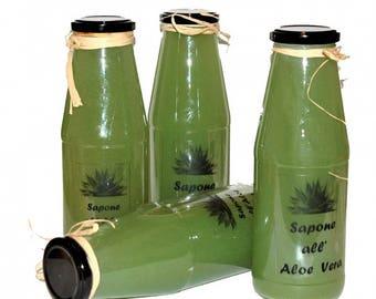 4 x 750ml 100% Aloe Vera Liquid Soap