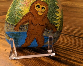 Cute Cryptids - Bigfoot