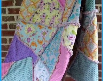 Crazy Sweet Quilt Pattern
