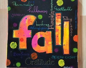 Fall Graffiti