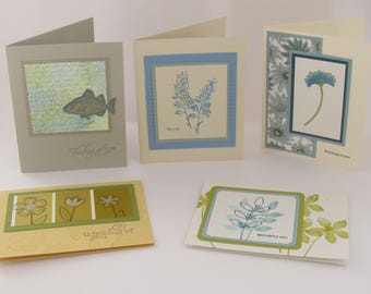 Assorted Thinking of You Cards (Set of 5)