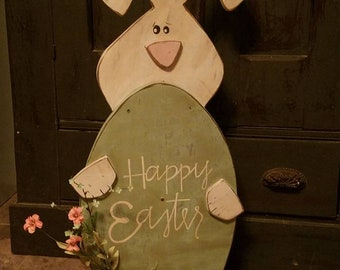Bunny with Egg