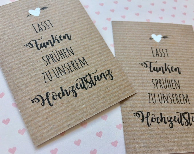50 maps for sparklers-wedding Dance