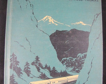 Americas, the Earth and Its People  // Vintage 1938 textbook // Book Two, Revised Edition