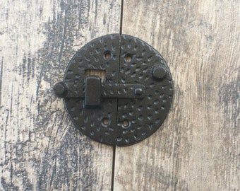 Latch Lock, Farmhouse , Gate, Door, Cabinet , Latch, Lock, Rustic , Iron