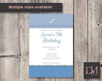 Cinderella Birthday Party (Printable)