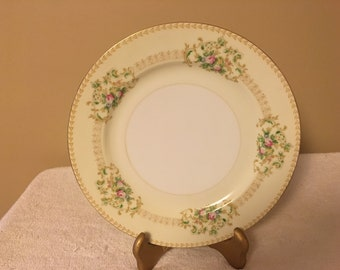 Meito Arbor Luncheon Plate