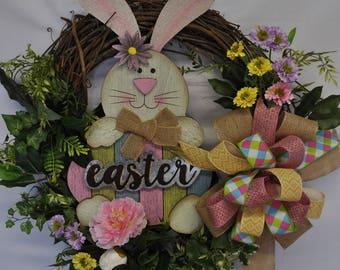 Easter Rabbit Grapevine