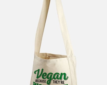 Farmer's Market Bag - Vegan
