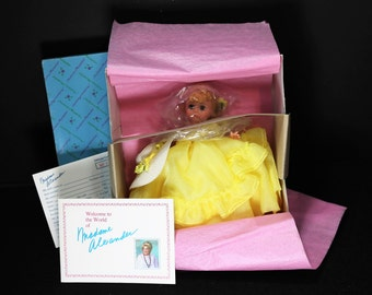 1989 Madame Alexander Doll - Miss Leigh - Never Displayed