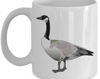 Canada Goose Coffee Mug Cool Waterfowl Gift Idea