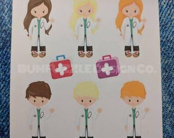 MEDICAL CPs | Doctors | Nurses | Hospital Deco | Sampler