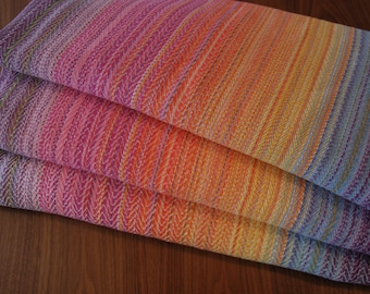 SALE: 4.3m Light Rose Cottolin Weft